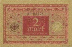 2 Mark ALLEMAGNE  1920 P.059 SPL