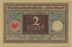 2 Mark ALLEMAGNE  1920 P.060 pr.SPL