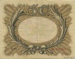 50 Mark ALLEMAGNE  1918 P.065 SUP