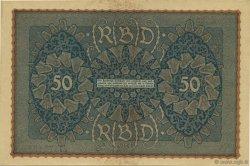 50 Mark ALLEMAGNE  1919 P.066 pr.NEUF