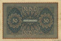 50 Mark ALLEMAGNE  1919 P.066 pr.SPL