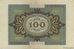 100 Mark ALLEMAGNE  1920 P.069a SPL