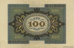 100 Mark ALLEMAGNE  1920 P.069b SUP à SPL