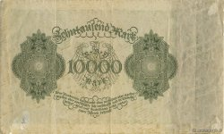 10000 Mark ALLEMAGNE  1922 P.071 TB+