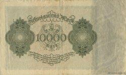 10000 Mark ALLEMAGNE  1922 P.071 TTB+