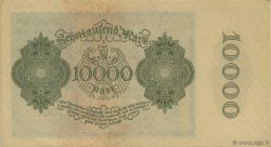 10000 Mark ALLEMAGNE  1922 P.072 SUP