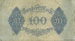 100 Mark ALLEMAGNE  1922 P.075 TB