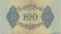 100 Mark ALLEMAGNE  1922 P.075 pr.SPL