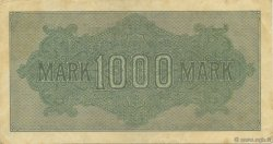 1000 Mark ALLEMAGNE  1922 P.076a SUP