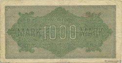 1000 Mark ALLEMAGNE  1922 P.076c pr.TTB