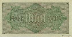 1000 Mark ALLEMAGNE  1922 P.076g TTB+