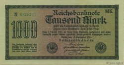 1000 Mark  ALLEMAGNE  1922 P.076h SUP