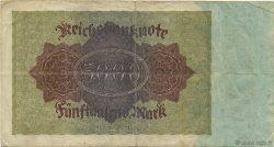 5000 Mark ALLEMAGNE  1922 P.078 TTB
