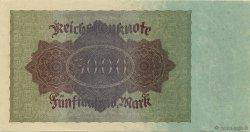 5000 Mark ALLEMAGNE  1922 P.078 SUP