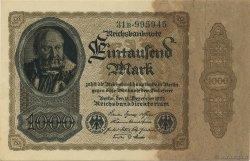 1000 Mark ALLEMAGNE  1922 P.082a pr.NEUF