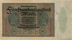 500000 Mark ALLEMAGNE  1923 P.088a TTB