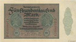 500000 Mark ALLEMAGNE  1923 P.088a SUP