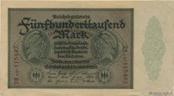 500000 Mark ALLEMAGNE  1923 P.088b SPL+