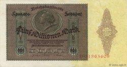 5 Millions Mark ALLEMAGNE  1923 P.090 pr.NEUF