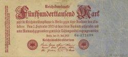 100000 Mark ALLEMAGNE  1923 P.092 TTB
