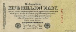 1 Million Mark ALLEMAGNE  1923 P.094 TTB+