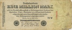 1 Million Mark ALLEMAGNE  1923 P.094 TB