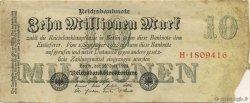 10 Millions Mark ALLEMAGNE  1923 P.096 B