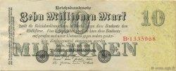 10 Millions Mark ALLEMAGNE  1923 P.096 TTB