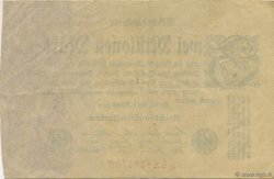 2 Millions Mark ALLEMAGNE  1923 P.103 TTB