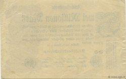 2 Millions Mark ALLEMAGNE  1923 P.104a pr.SUP