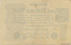 2 Millions Mark ALLEMAGNE  1923 P.104c SUP