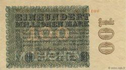 100 Millions Mark ALLEMAGNE  1923 P.107d pr.SPL