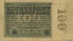 100 Millions Mark ALLEMAGNE  1923 P.107d B+