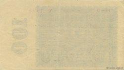 100 Millions Mark ALLEMAGNE  1923 P.107d SUP+