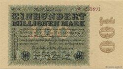 100 Millions Mark ALLEMAGNE  1923 P.107g pr.SPL