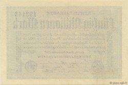 50 Millions Mark ALLEMAGNE  1923 P.109c pr.NEUF