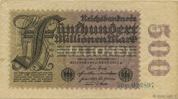 500 Millions Mark ALLEMAGNE  1923 P.110b TTB