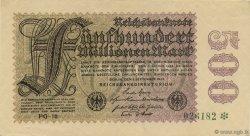 500 Millions Mark ALLEMAGNE  1923 P.110h SPL