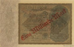 1 Milliard Mark ALLEMAGNE  1923 P.113a NEUF