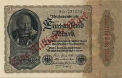 1 Milliard Mark ALLEMAGNE  1923 P.113a