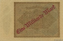 1 Milliard Mark ALLEMAGNE  1923 P.113b SUP