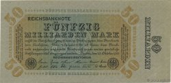 50 Milliards Mark ALLEMAGNE  1923 P.119d pr.NEUF