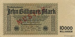 10 Billions Mark ALLEMAGNE  1923 P.131bs SPL
