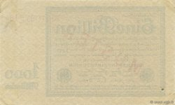 1 Billion Mark ALLEMAGNE  1923 P.134s SPL
