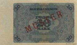 20 Billions Mark ALLEMAGNE  1924 P.138s SPL