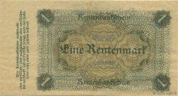 1 Rentenmark ALLEMAGNE  1923 P.161 SUP