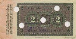 2 Rentenmark ALLEMAGNE  1923 P.162s SPL