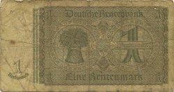 1 Rentenmark ALLEMAGNE  1937 P.173a B+