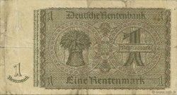 1 Rentenmark ALLEMAGNE  1937 P.173b TB+