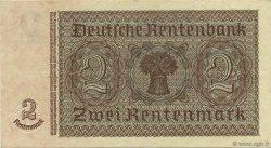 2 Rentenmark ALLEMAGNE  1937 P.174a pr.SUP